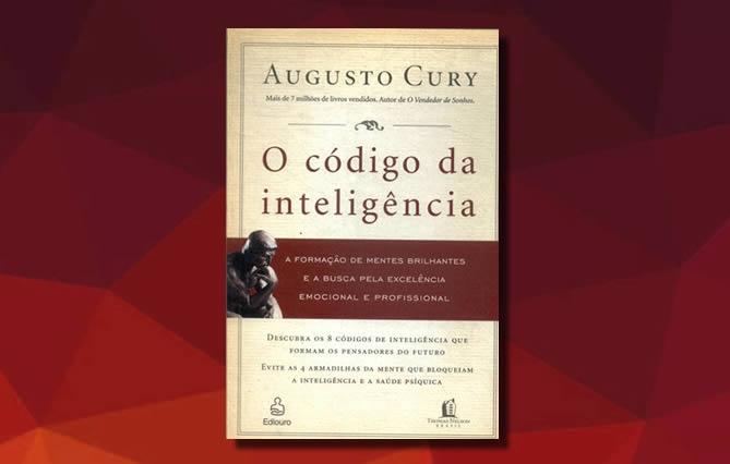 Áudio Livro Completo – O Código da Inteligência. Augusto Cury