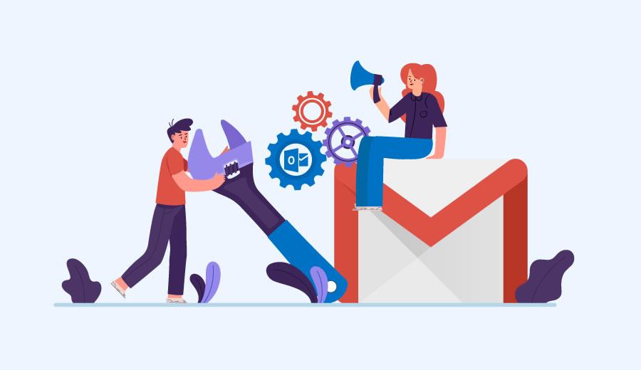 Backup/restore do Gmail