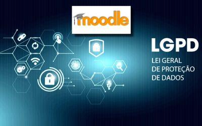 LGPD – Moodle -Termos de aceite – Como fazer!