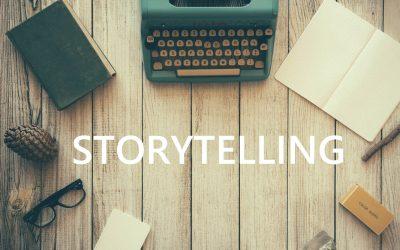 Como histórias engajam o público nos cursos online