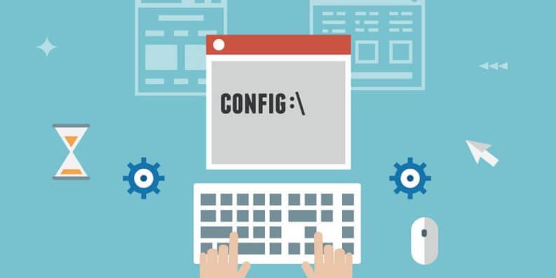 configurações do WordPress wp-config.php
