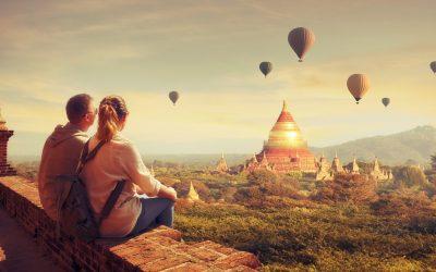 Aquela viagem romântica